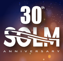 SOLM 30TH ANNIVERSARY SIDE BANNER