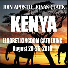 Kenya Kingdom Gathering 2018