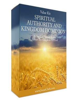 Spiritual Authority And Kingdom Dominion