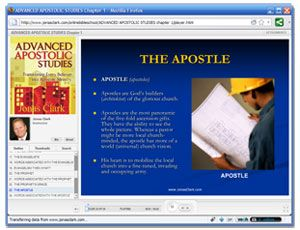 Online Bible School Course