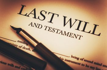Christian Last Will And Testament My Thoughts