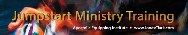 Jumpstart Ministries Bible Training Course
