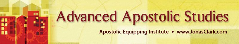 Advanced Apostolic Studies Bible School Course