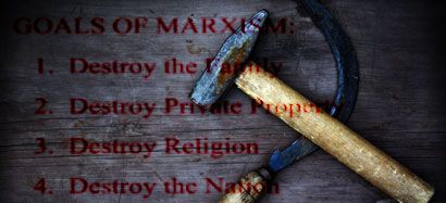 Cultural Marxism And The Kingdom Of God