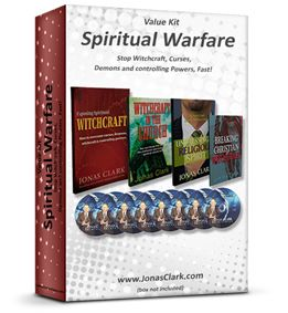 Spiritual Warfare: Stop Witchcraft, Curses, Demons, and Controlling Spirits, Fast! - Value Kit