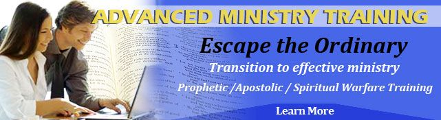 Online Ministry Training