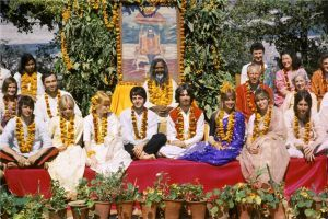 The Beatles at Rishikesh