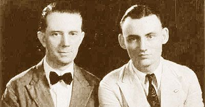 Howard Carter and Lester Sumrall On the Mission Fields 1930's